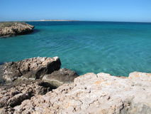 Westernmost Point, Shark Bay, Western Australia Stock Image