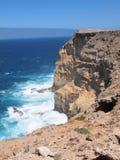 Westernmost Punkt, Haifisch-Bucht, West-Australien lizenzfreie stockbilder
