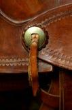 Westernu comberu szczegół Fotografia Stock