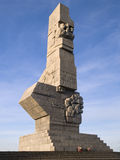 Westerplatte Royalty Free Stock Images
