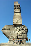 Westerplatte Royalty Free Stock Image