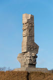 Westerplatte Zdjęcia Stock