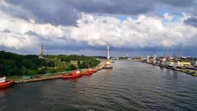 Westerplatte Royaltyfri Bild