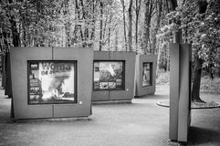 Westerplatte Stockfotos