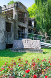 Westerplatte bunker Stock Photography