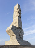 Westerplatte, Gdansk, Poland Royalty Free Stock Photo