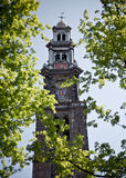 Westertoren Royalty Free Stock Photos