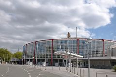 Westfalenhallen Dortmund Royalty Free Stock Photo