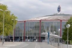 Westfalenhallen Dortmund - tillträde Royaltyfria Bilder
