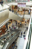 Westfield购物城市 库存照片