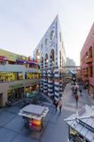 Westfield Horton Plaza, Σαν Ντιέγκο Στοκ Εικόνα