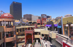 A Westfield Horton Plaza Shot, San Diego Royalty Free Stock Photo