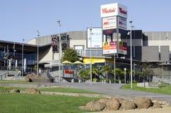 Westfield shoppinggalleria Fotografering för Bildbyråer