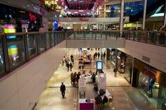 Westfield shoppinggalleria Arkivbild