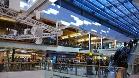 westfield Stratford Image stock