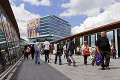Westfield Stratford City Stock Photos