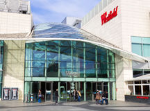 Westfield in West London Royalty Free Stock Photos