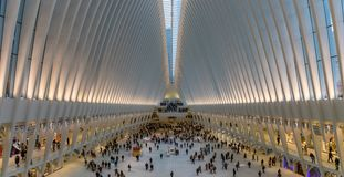 Westfield World Trade Center Ι στοκ φωτογραφίες με δικαίωμα ελεύθερης χρήσης