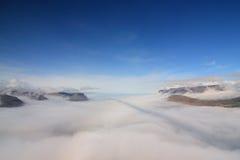 Westfjords Lizenzfreies Stockfoto