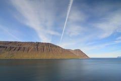 Westfjords Stockbild