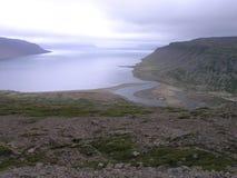 Westfjords Royalty-vrije Stock Afbeelding