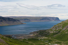 Westfjords of Iceland Stock Photos