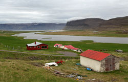 Westfjords, Iceland Stock Photography