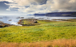 Westfjords Royalty Free Stock Photography