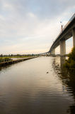Westgate桥梁 库存照片