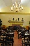 Westgate исторический Williams в Вирджинии стоковые фото