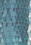 Westhafentower Frankfurt - f.m. - strömförsörjning Arkivfoton