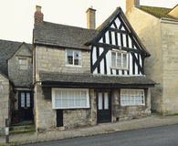 Westhaven House, Painswick. Westhaven House, New Street, Painswick Royalty Free Stock Image