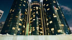 Westin Bonaventure Hotel stock video footage