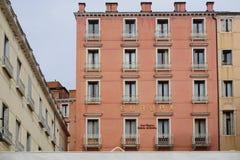 The Westin Europa and Regina hotel in Venice Stock Photo