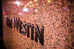 The Westin Stock Photo