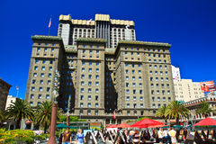 Westin St. Francis, Union Square, San Francisco Stock Photos