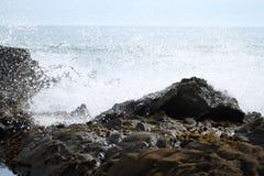 Westkust Royalty-vrije Stock Foto's