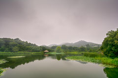 Westlake in Hangzhou, China Royalty Free Stock Photo