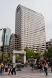 Westlake Park Seattle Lizenzfreie Stockbilder