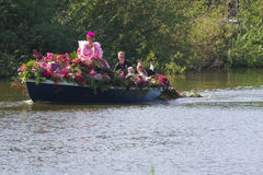 Westland Floating Flower Parade Stock Images