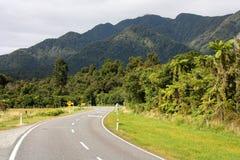 Westland National Park stock photo
