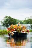 Westland sich hin- und herbewegende Blumen-Parade 2009 Lizenzfreie Stockfotografie
