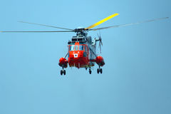 Westland WS-61 Sea King HAR5 helicopter royalty free stock photos
