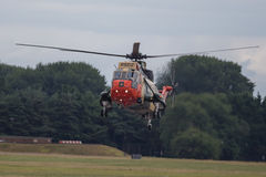 Westland WS-61 Sea King royalty free stock photography