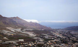 Westlich Gran Canaria, April stockfotos