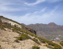 Westlich Gran Canaria, April lizenzfreies stockfoto