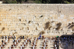 Westliche Wand Jerusalem Stockbilder