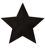 Westlicher Stern Stockbilder