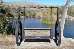 Westliches Swing übersehensee in Tucson Stockfoto