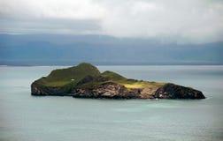 westman iceland öar arkivfoton